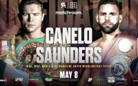 Canelo Alvarez vs Billy Joe Saunders confirmed with four Super-Middleweight titles on the line