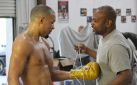 Chris Eubank Jr may have found the perfect trainer in Roy Jones Jr claiming: 'The man is a genius'