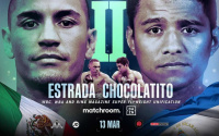 Rematch confirmed between Francisco Estrada and Roman 'Chocolatito' Gonzalez during Canelo-Smith middleweight clash