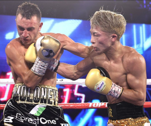 Monster Mash: Naoya Inoue KOs Jason Moloney japan wiki highlights full fight report results ko reel watch youtube next fight