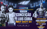 "Robson Conceicao vs Luis Coria added to Naoya ""Monster"" Inoue vs Jason Moloney card"